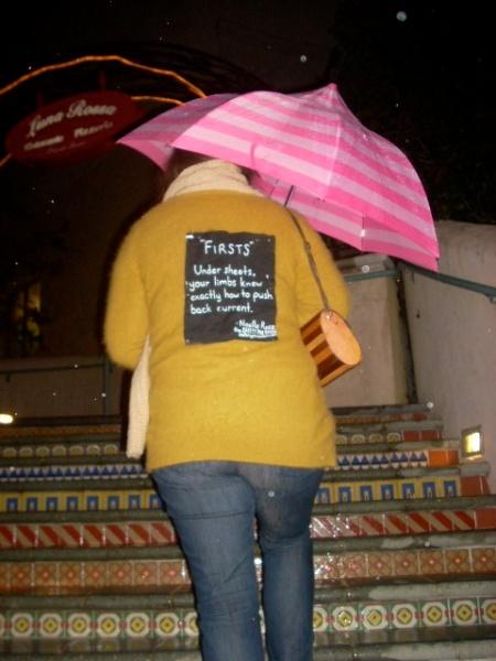 Return of the Pink Umbrella